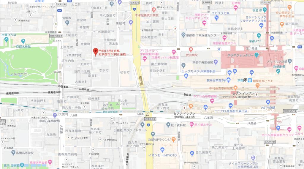 パートナーセンター京都